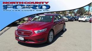 2013 Ford Taurus Limited Sedan for sale in Vista for $19,987 with 47,514 miles.