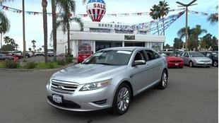 2011 Ford Taurus Limited Sedan for sale in Vista for $19,881 with 44,975 miles.