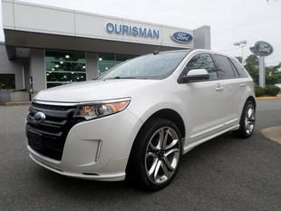 2011 Ford Edge Sport SUV for sale in Alexandria for $27,373 with 38,334 miles.