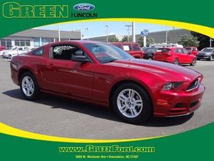 2014 Ford Mustang V6 Coupe for sale in Greensboro for $24,999 with 1,038 miles.