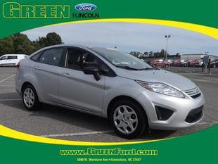 2012 Ford Fiesta S Sedan for sale in Greensboro for $10,999 with 50,889 miles.