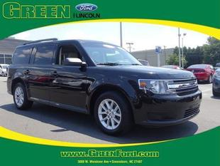 2013 Ford Flex SE SUV for sale in Greensboro for $28,000 with 13,407 miles.