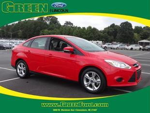 2013 Ford Focus SE Sedan for sale in Greensboro for $15,999 with 32,437 miles.