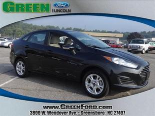 2014 Ford Fiesta SE Sedan for sale in Greensboro for $15,999 with 6,142 miles.