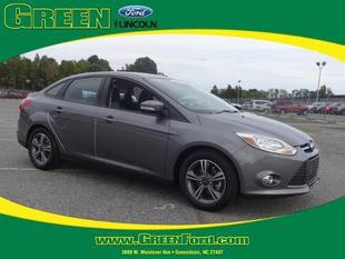 2014 Ford Focus SE Sedan for sale in Greensboro for $16,000 with 13,073 miles.