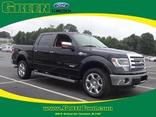2013 Ford F150 King Ranch Crew Cab Pickup for sale in Greensboro for $42,999 with 20,793 miles.
