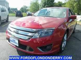 2012 Ford Fusion Sport Sedan for sale in Londonderry for $23,400 with 14,213 miles.
