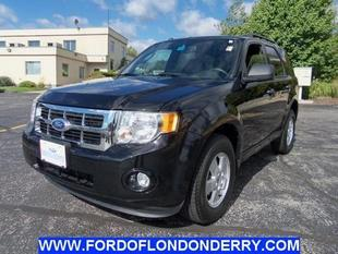 2012 Ford Escape XLT SUV for sale in Londonderry for $21,999 with 38,212 miles.
