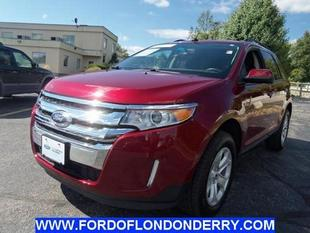 2014 Ford Edge SEL SUV for sale in Londonderry for $27,999 with 15,865 miles.