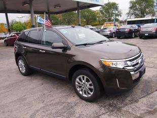 2011 Ford Edge SEL SUV for sale in Chicago for $24,903 with 45,763 miles.