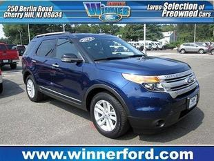 2012 Ford Explorer XLT SUV for sale in Cherry Hill for $26,989 with 22,812 miles.