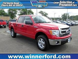 2014 Ford F150 XLT Crew Cab Pickup for sale in Cherry Hill for $34,000 with 15,162 miles.