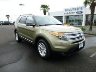 2013 Ford Explorer XLT SUV for sale in Woodburn for $32,747 with 22,856 miles.