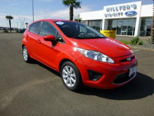 2012 Ford Fiesta SE Hatchback for sale in Woodburn for $14,747 with 8,286 miles.