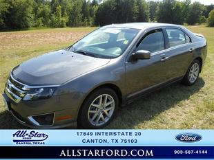 2011 Ford Fusion SEL Sedan for sale in Canton for $15,108 with 40,050 miles.