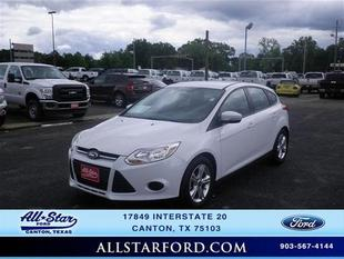 2013 Ford Focus SE Hatchback for sale in Canton for $14,829 with 34,199 miles.