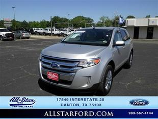 2013 Ford Edge Limited SUV for sale in Canton for $25,425 with 35,482 miles.