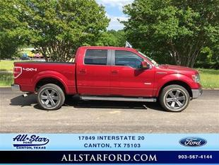 2013 Ford F150 Crew Cab Pickup for sale in Canton for $36,995 with 44,915 miles.