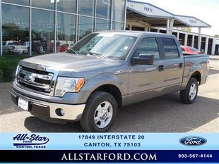 2014 Ford F150 XLT Crew Cab Pickup for sale in Canton for $29,395 with 15,166 miles.