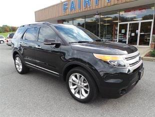 2013 Ford Explorer XLT SUV for sale in Montoursville for $34,495 with 22,400 miles.