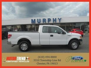2013 Ford F150 XL Extended Cab Pickup for sale in Chester for $27,495 with 4,282 miles.