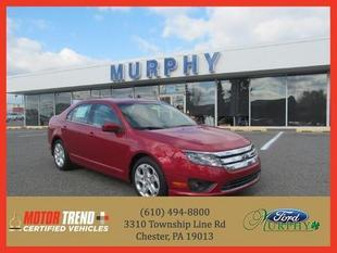 2010 Ford Fusion SE Sedan for sale in Chester for $15,995 with 20,158 miles.