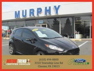 2014 Ford Fiesta ST Hatchback for sale in Chester for $20,995 with 2,890 miles.