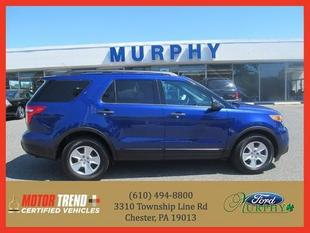 2013 Ford Explorer Base SUV for sale in Chester for $24,995 with 16,057 miles.