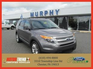 2012 Ford Explorer XLT SUV for sale in Chester for $28,995 with 28,318 miles.