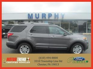 2013 Ford Explorer XLT SUV for sale in Chester for $27,495 with 48,565 miles.