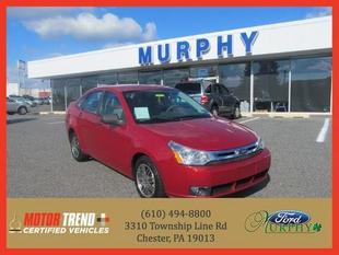2010 Ford Focus SE Sedan for sale in Chester for $11,995 with 55,993 miles.
