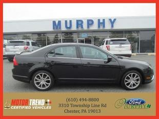 2012 Ford Fusion SEL Sedan for sale in Chester for $17,995 with 21,388 miles.