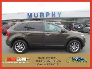 2011 Ford Edge SEL SUV for sale in Chester for $21,195 with 36,971 miles.