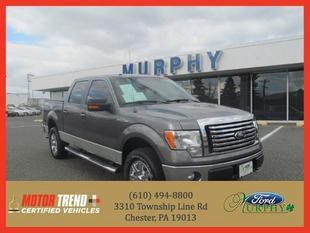 2012 Ford F150 XLT Crew Cab Pickup for sale in Chester for $30,495 with 42,543 miles.