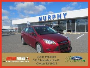 2013 Ford Focus SE Sedan for sale in Chester for $14,995 with 19,317 miles.