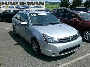 2010 Ford Focus SES Coupe for sale in Kutztown for $10,495 with 56,940 miles.