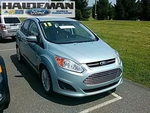2013 Ford C-Max Hybrid SE Hatchback for sale in Kutztown for $18,995 with 6,692 miles.