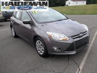 2012 Ford Focus SE Hatchback for sale in Kutztown for $14,595 with 25,607 miles.