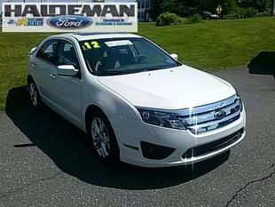 2012 Ford Fusion SE Sedan for sale in Kutztown for $14,995 with 31,579 miles.