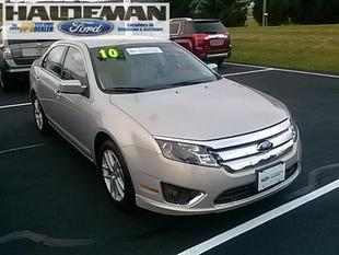 2010 Ford Fusion SEL Sedan for sale in Kutztown for $15,495 with 26,898 miles.