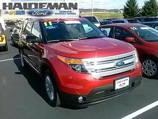 2011 Ford Explorer XLT SUV for sale in Kutztown for $27,495 with 31,749 miles.