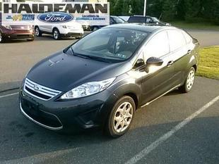 2011 Ford Fiesta SE Sedan for sale in Kutztown for $12,495 with 17,548 miles.