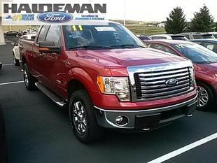 2011 Ford F150 XLT Extended Cab Pickup for sale in Kutztown for $27,995 with 44,327 miles.