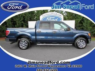 2013 Ford F150 XLT Crew Cab Pickup for sale in Waynesboro for $26,980 with 18,044 miles.