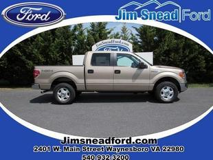 2013 Ford F150 XLT Crew Cab Pickup for sale in Waynesboro for $31,792 with 22,938 miles.