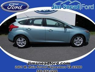 2012 Ford Focus SEL Hatchback for sale in Waynesboro for $13,480 with 53,104 miles.