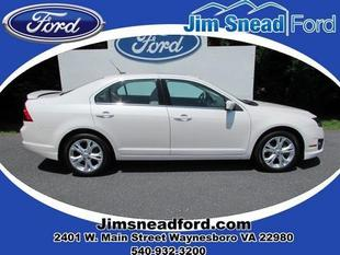 2012 Ford Fusion SE Sedan for sale in Waynesboro for $17,980 with 21,830 miles.
