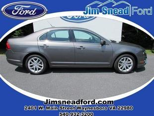 2012 Ford Fusion SEL Sedan for sale in Waynesboro for $17,480 with 25,315 miles.