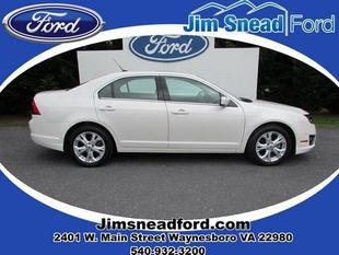 2012 Ford Fusion SE Sedan for sale in Waynesboro for $16,980 with 9,629 miles.