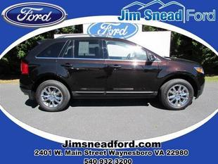 2013 Ford Edge Limited SUV for sale in Waynesboro for $28,780 with 20,548 miles.